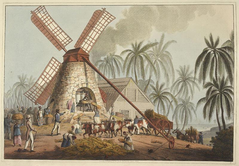 Antigua History