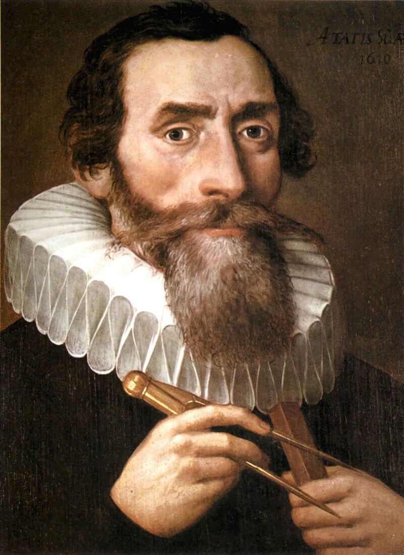 Famous Astronomers(Johannes Kepler)