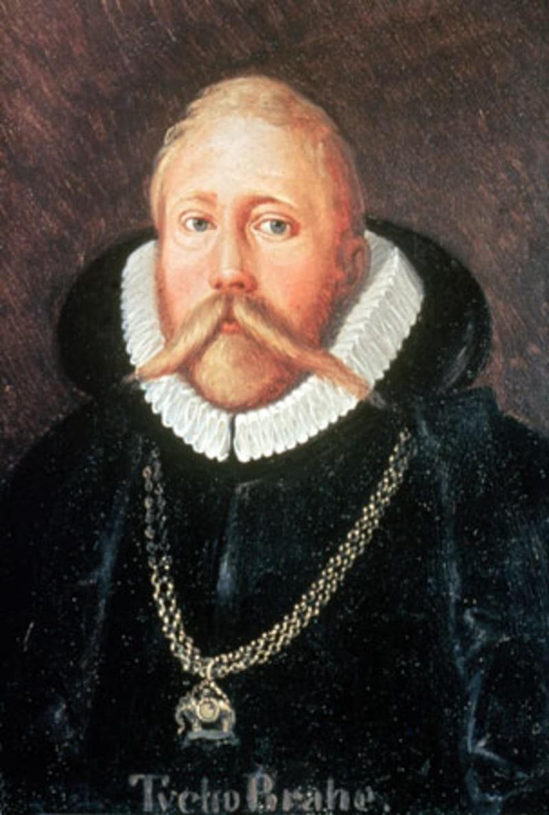 Famous Astronomer(Tycho Brahe)