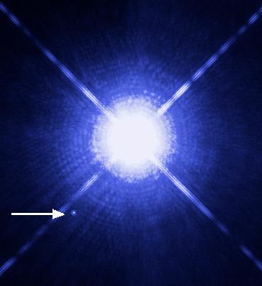 stars(white dwarfs)