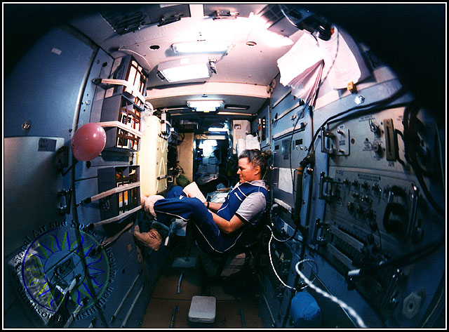 All About Living In Space