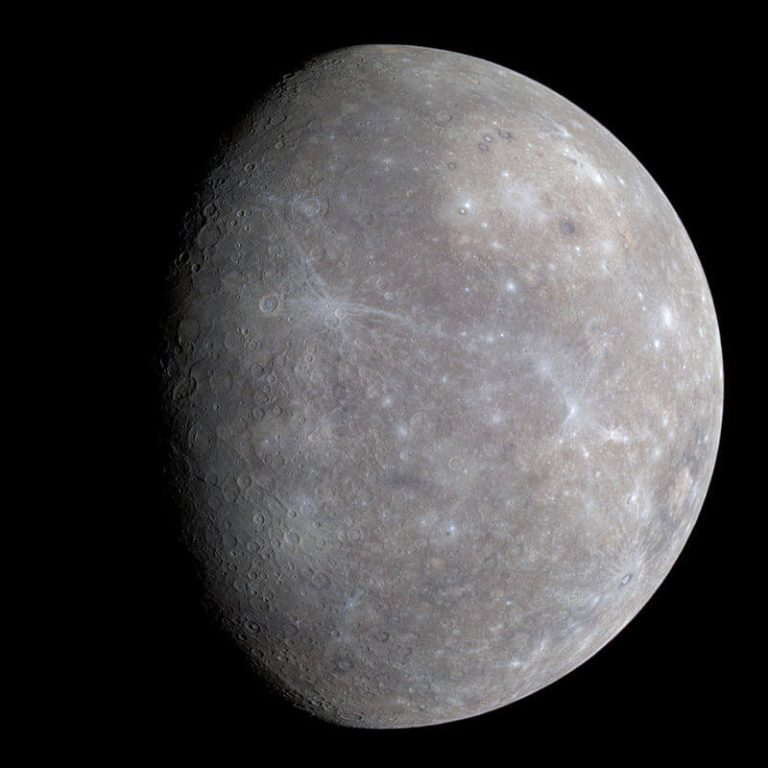 All About Mercury