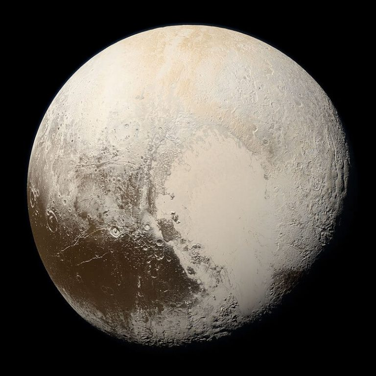 All About Pluto