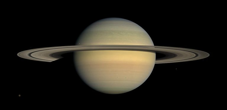 All About Saturn
