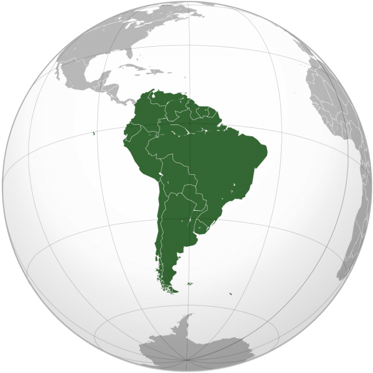 All About South America